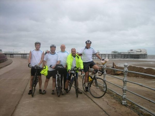 Blackpool to Hornsea 2009