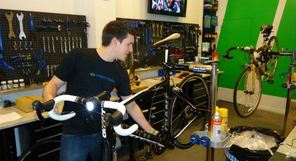 Bike maintenance for longer rides