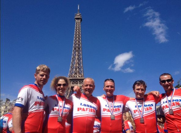 London 2 Paris – the journey comes to an end… Day 4