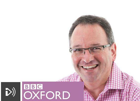 Paul Darlington discusses helmet cam's on BBC Radio Oxford