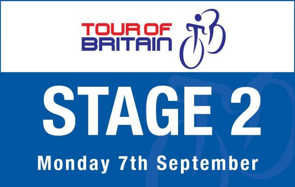 2015 Aviva Tour of Britain races through Pendle and Ribble Valley