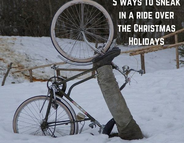 5 ways to sneak in a ride over the Christmas Holidays