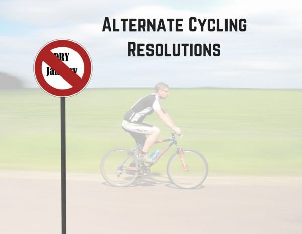 Alternate Cycling resolutions