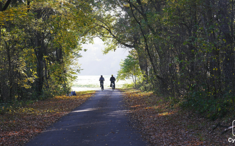 Nine reasons why cycling in autumn is much better than you think