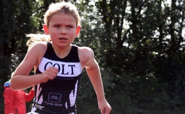 Cycle SOS Sponsor the City of Lancaster Triathlon (COLT) Juniors