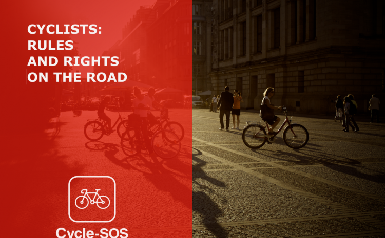Motorists unaware of the extent of cyclists' rights on the road
