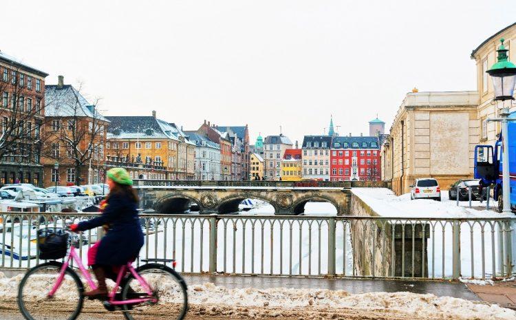 Cycling Utopias: Copenhagen