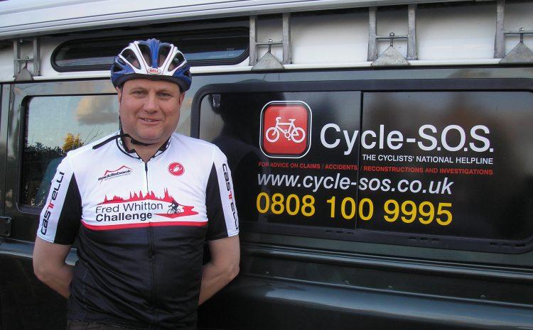 Real Lives, Real Cyclists: Paul Darlington