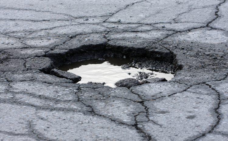 Pothole Perils
