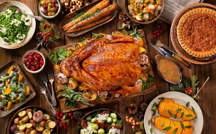 7 Festive Foods
