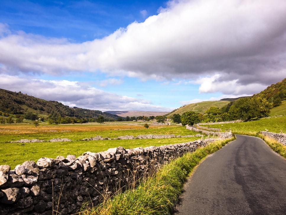 Beautiful UK Cycle Routes Yorkshire