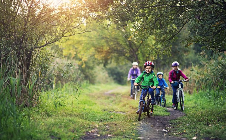 How to successfully get your kids started with cycling