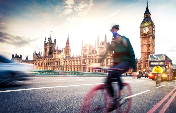 Cyclists make cities safer for everyone
